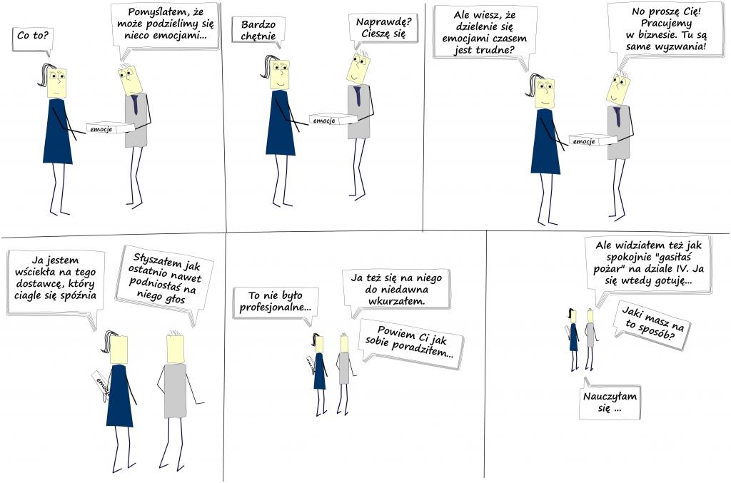 komiksy biznesowe