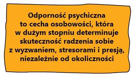odporność psychiczna definicja